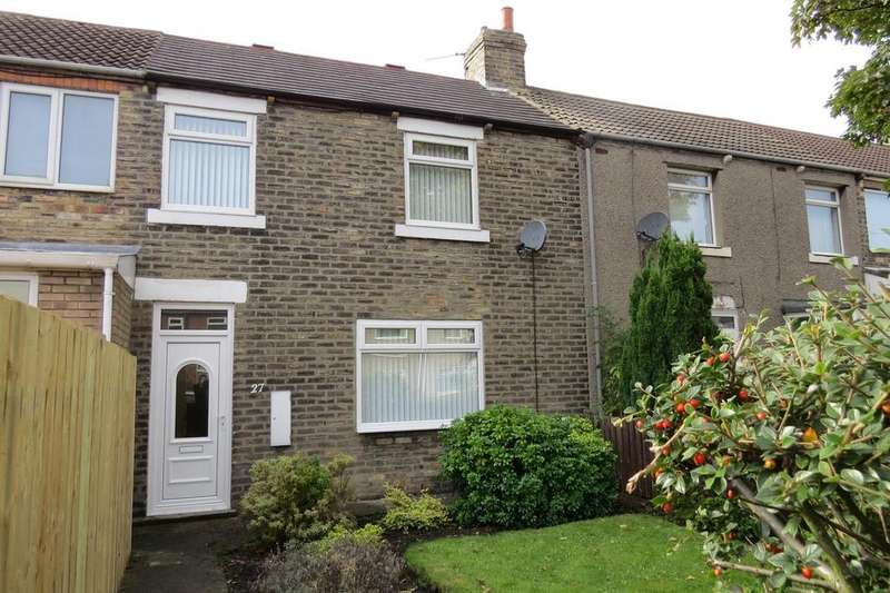 2 Bedrooms Terraced House for sale in Hawthorn Road, Ashington