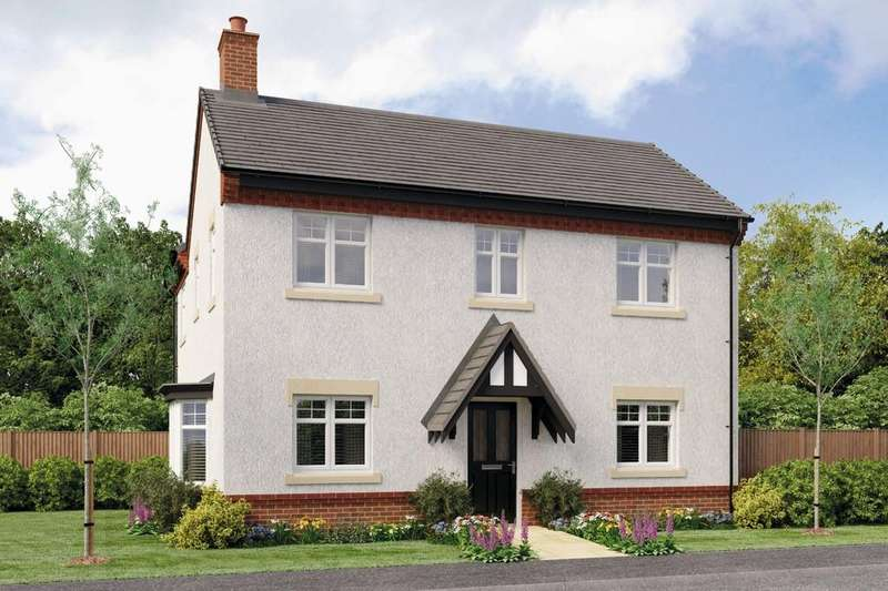 4 Bedrooms Detached House for sale in Plot 38 Montague Court