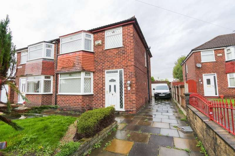 3 Bedrooms Semi Detached House for sale in 3 The Pingot, Irlam