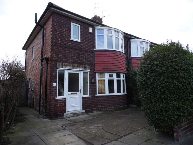 3 Bedrooms Semi Detached House for sale in Beckett Road Doncaster Wheatley