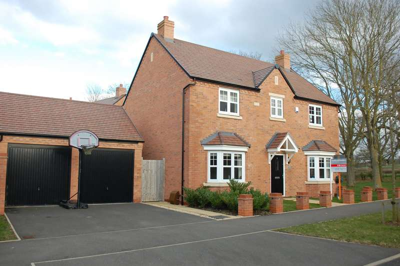 4 Bedrooms Detached House for sale in Gundulf Road, Meon Vale, CV37