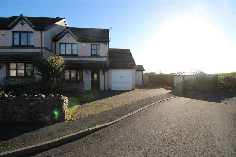 3 Bedrooms Semi Detached House for sale in Old Moor Gardens, MILLOM