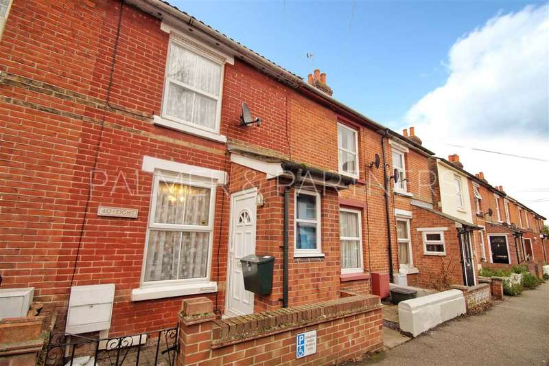 2 Bedrooms Terraced House for sale in Morant Road, New Town, Colchester