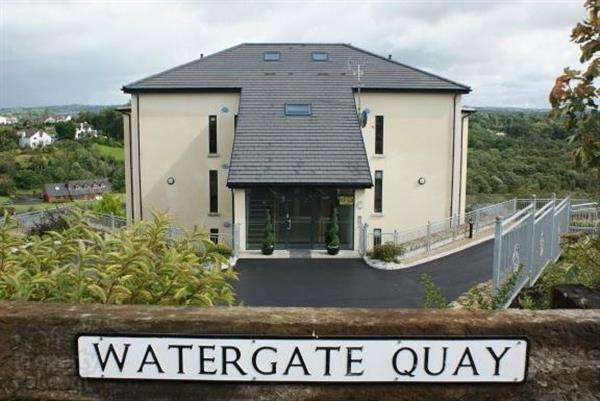 2 Bedrooms Apartment Flat for sale in 3 Watergate Quay