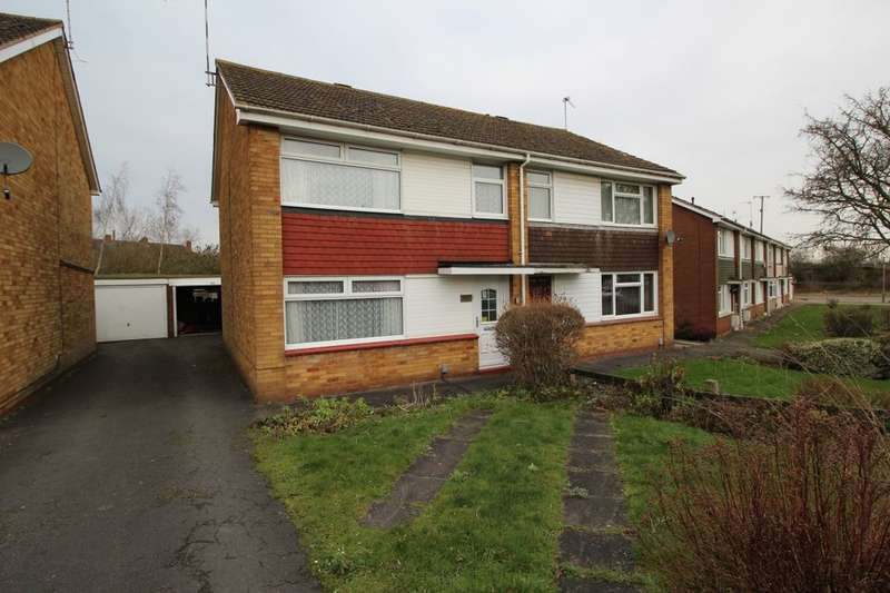3 Bedrooms Semi Detached House for sale in Acacia Crescent, Bedworth, CV12