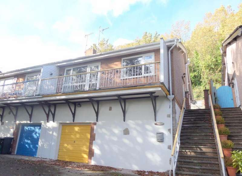 2 Bedrooms Semi Detached House for sale in Tan Y Fron, Deganwy