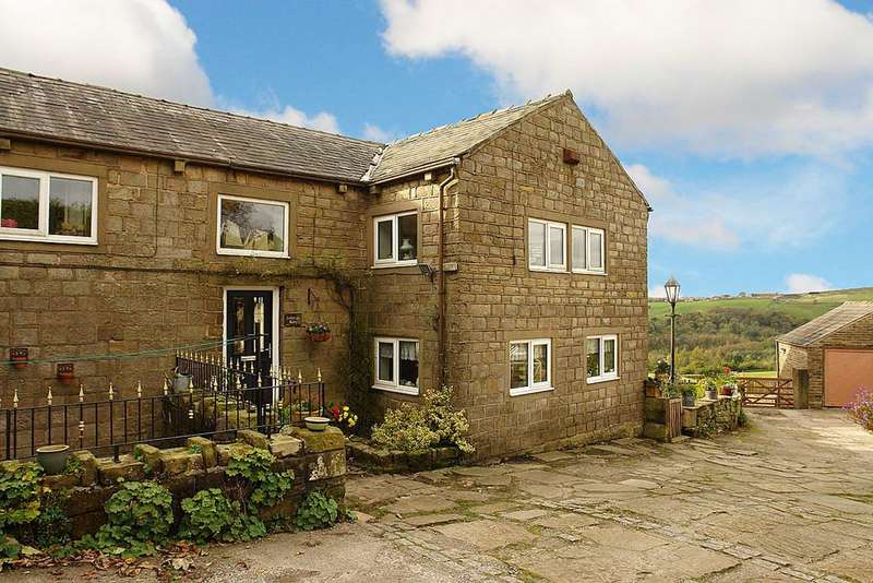3 Bedrooms Semi Detached House for sale in Top O Th Meadows, Strinesdale