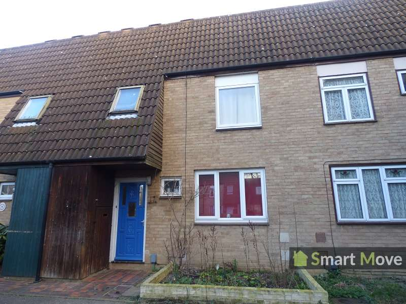 3 Bedrooms Terraced House for sale in Wheatdole , Orton Goldhay, Peterborough, Cambridgeshire. PE2 5QS