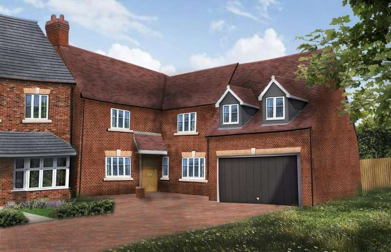 4 Bedrooms Detached House for sale in Plot 12, Victoria Heights, Melbourn