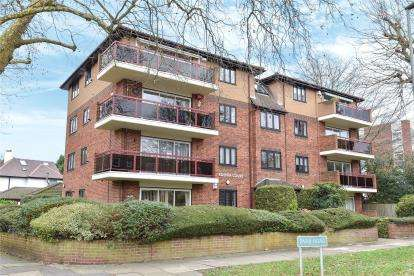 2 Bedrooms Flat for sale in Gardenia Court, 58 Park Road, Beckenham
