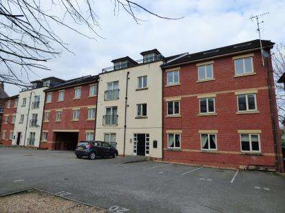 2 Bedrooms Flat for sale in Halcyon, 65-71 Ashbourne Road, Derby, Derbyshire
