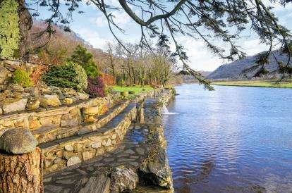 5 Bedrooms Detached House for sale in Tan-Y-Bwlch, Vale Of Ffestiniog, Gwynedd, ., LL41