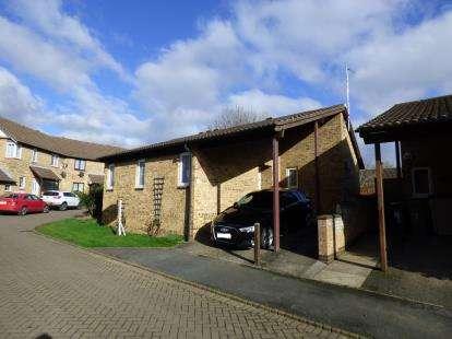 2 Bedrooms Bungalow for sale in Avington, Great Holm, Milton Keynes, Buckinghamshire
