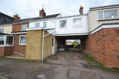 3 Bedrooms Terraced House for sale in Furnace Cottages, Furnace Lane, Finedon, Wellingborough