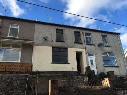 3 Bedrooms Terraced House for sale in Upper Gynor Place, Porth, Rhondda Cynon Taff