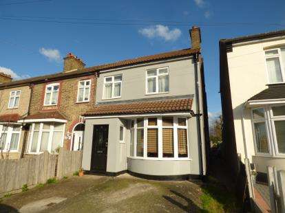 3 Bedrooms End Of Terrace House for sale in ., Rainham, Essex