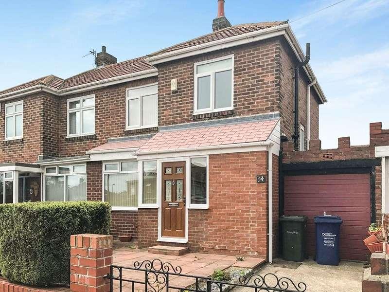 2 Bedrooms Property for sale in Highwood Road, Denton Burn, Newcastle upon Tyne, Tyne and Wear, NE15 7UR