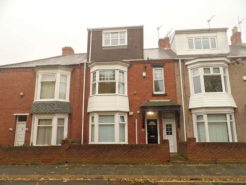 2 Bedrooms Property for sale in Egerton Road, South Shields , South Shields, Tyne and Wear, NE34 0RD
