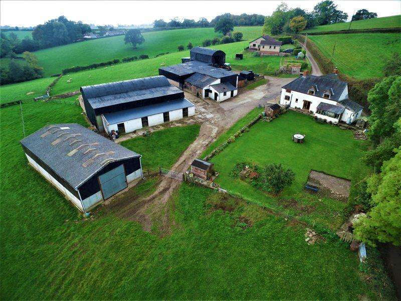 6 Bedrooms Farm Commercial for sale in Grosmont, Abergavenny