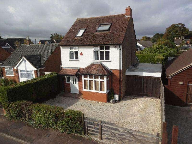 5 Bedrooms Detached House for sale in Dunstable Road, Houghton Regis