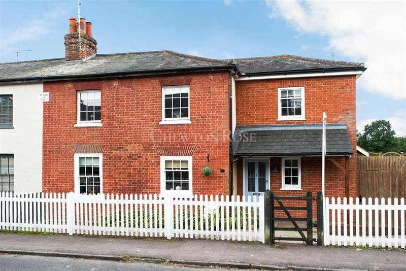 4 Bedrooms Semi Detached House for sale in Lovel Road, Winkfiled
