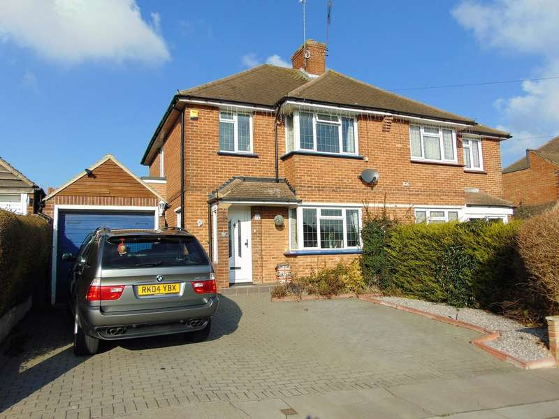 3 Bedrooms Semi Detached House for sale in Rawlins Close, South Croydon, Surrey, CR2 8JR