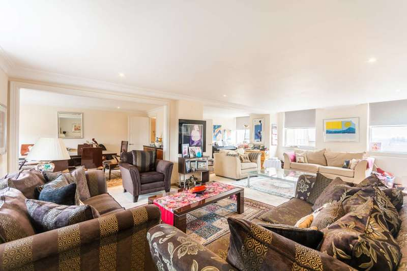 5 Bedrooms Flat for sale in St Johns Wood Park, Swiss Cottage, NW8