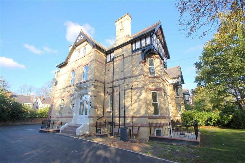 2 Bedrooms Flat for rent in Wood Road, Whalley Range