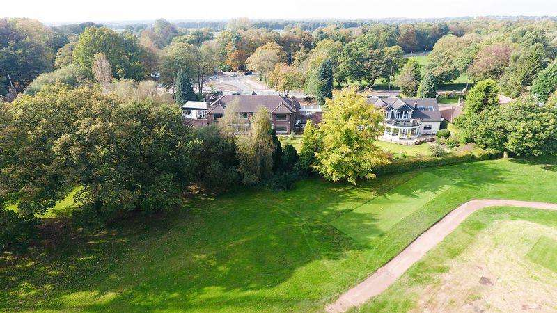Plot Commercial for sale in Two, fabulous Golf course building plots at the Mere golf resort