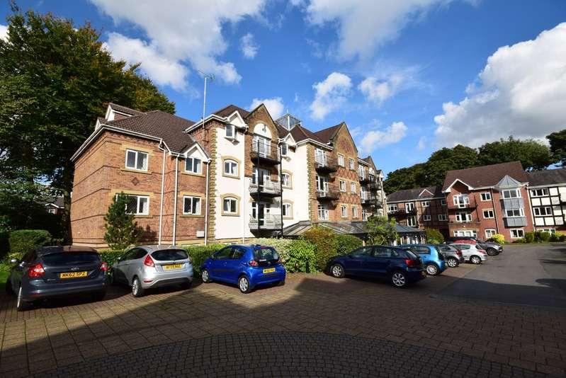 2 Bedrooms Apartment Flat for sale in Pegasus Court, Bury Road OL11