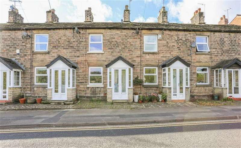 3 Bedrooms Terraced House for sale in Strines Road, Strines, Cheshire