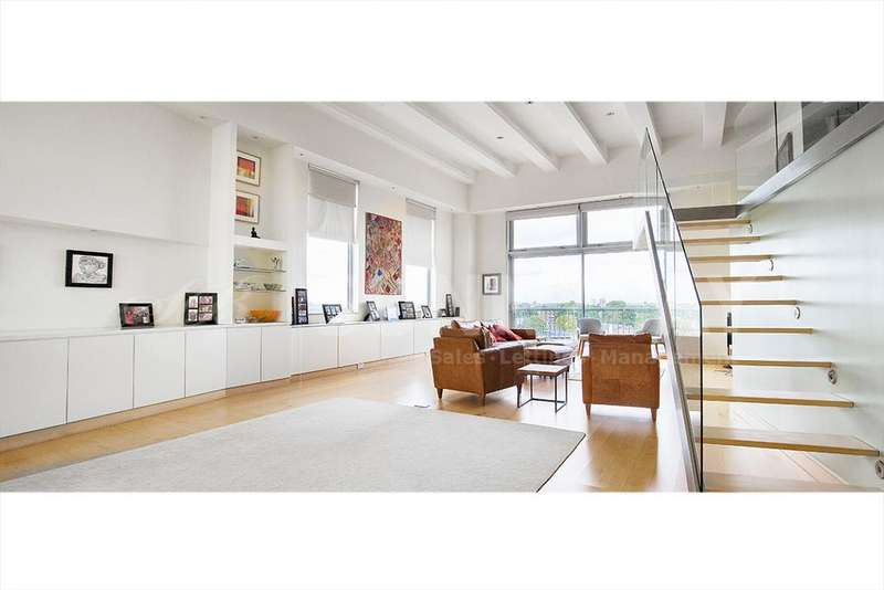 4 Bedrooms Flat for sale in Fulham SW6