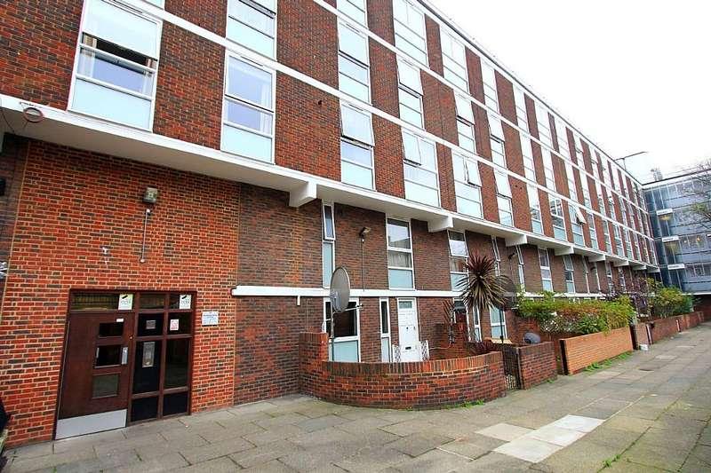 3 Bedrooms Flat for sale in Ingrebourne House, 102 Broadley Street, London, London, NW8