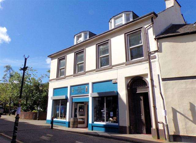 4 Bedrooms Flat for sale in 11 Union Street, Campbeltown, PA28 6HX