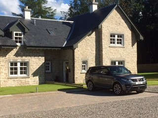 4 Bedrooms Terraced House for rent in Strathern Court Lundies Walk, Auchterarder, PH3