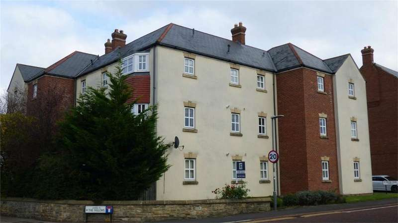 2 Bedrooms Flat for sale in Taylor Court, Carrville, DURHAM