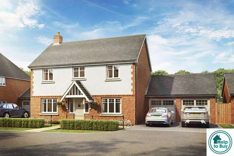4 Bedrooms Detached House for sale in The Cotheridge, Southam Road, Thornley Grove, Radford Semele, CV31