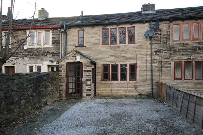 1 Bedroom Terraced House for sale in Wasp Nest Road, Fartown, Huddersfield, HD1