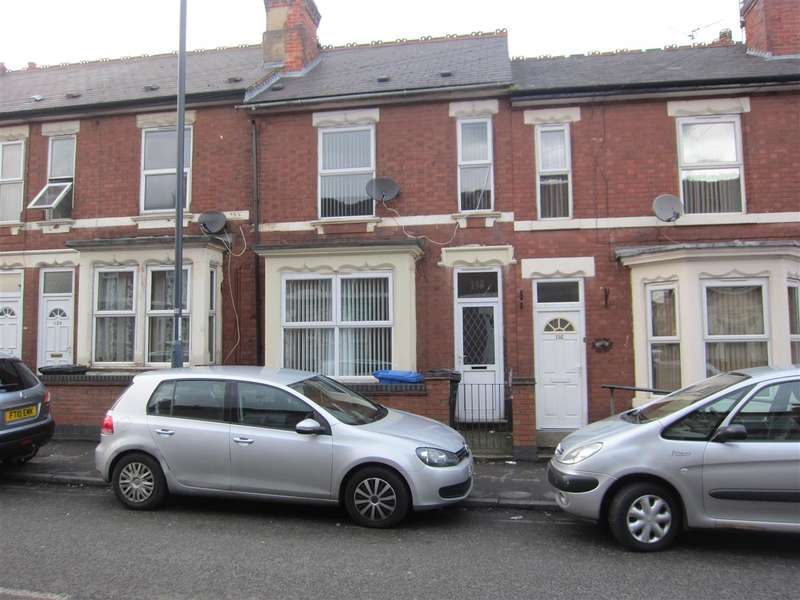 3 Bedrooms Terraced House for sale in Wallbrook Road, Derby