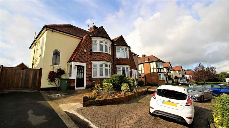 3 Bedrooms Semi Detached House for sale in Woodview, Grays