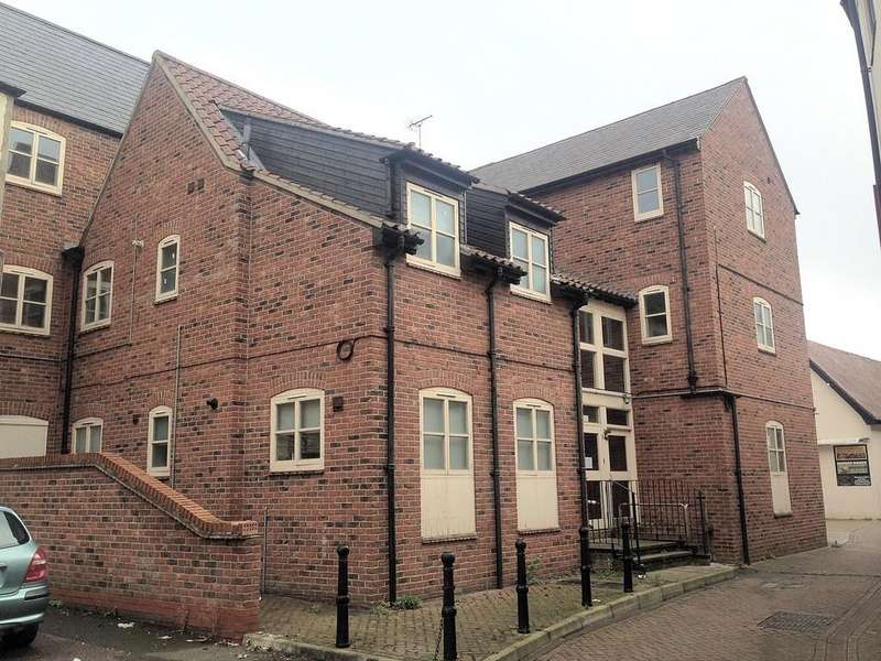 1 Bedroom Maisonette Flat for rent in New Inn Yard, Wisbech