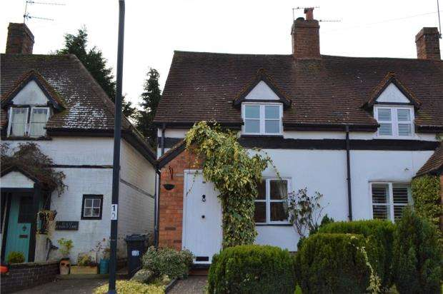 1 Bedroom End Of Terrace House for sale in Church Lane, Cubbington, Leamington Spa, Warwickshire
