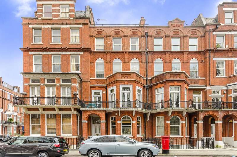 Studio Flat for sale in Barkston Gardens, Earls Court, SW5