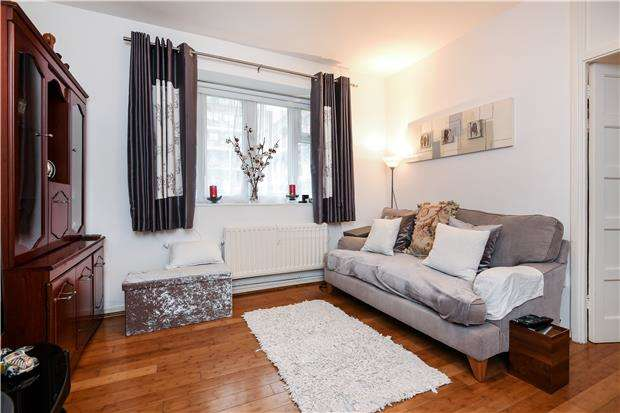 2 Bedrooms Flat for sale in Blair House, Stockwell Gardens Estate, LONDON, SW9 9AB