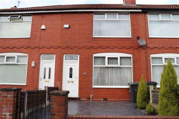 2 Bedrooms Town House for sale in Chestnut Street, Oldham