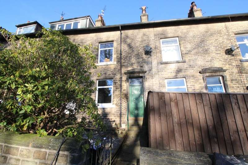 4 Bedrooms Terraced House for sale in Willow Terrace, Sowerby Bridge, HX6