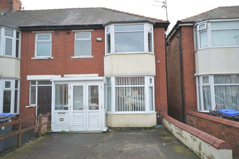 3 Bedrooms End Of Terrace House for sale in Stoke Avenue, Marton