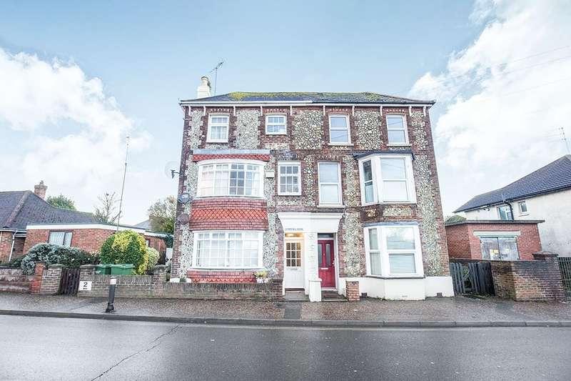 1 Bedroom Flat for sale in Longford Road, Bognor Regis, PO21
