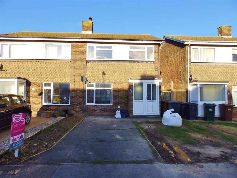 3 Bedrooms Semi Detached House for sale in Swinburne Avenue, Eastbourne