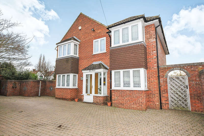 5 Bedrooms Semi Detached House for sale in End House Manse Way, Swanley, BR8